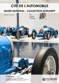 CITÉ DE L'AUTOMOBILE MUSEE NATIONAL - COLLECTION SCHLUMPF - ...