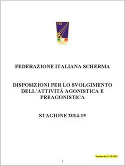 Federazione Italiana Scherma Calendario Gare.Federazione Italiana Scherma