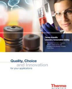 Thermo Scientific Laboratory Consumables Catalog. Bioproduction, Cell Culture, Diagnostics, Filtration, General Labware.