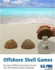 Offshore Shell Games - The Use of Offshore Tax Havens by the Top 100 Publicly Traded Companies