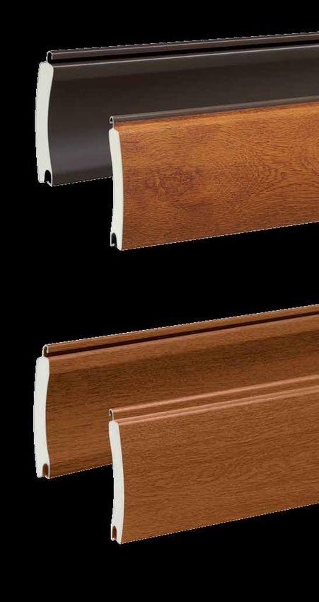 porte de garage enroulable rollmatic. Black Bedroom Furniture Sets. Home Design Ideas