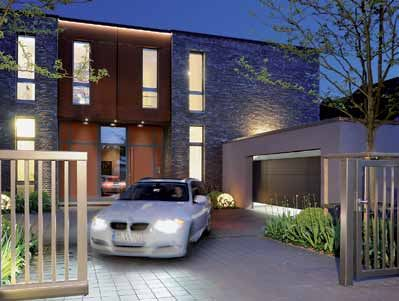 Porte de garage enroulable rollmatic for Fabricant porte de garage enroulable