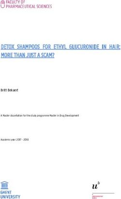 DETOX SHAMPOOS FOR ETHYL GLUCURONIDE IN HAIR: MORE THAN JUST A SCAM?