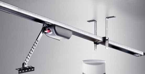 Automatismes pour portes de garage sommer for Reglage porte de garage basculante