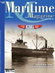 68No - DOSSIER North Atlantic Trade Commerce Atlantique-Nord - Maritime Magazine