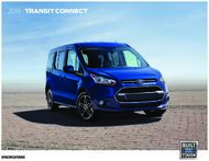 Ford Transit Connect 2016 Specifications