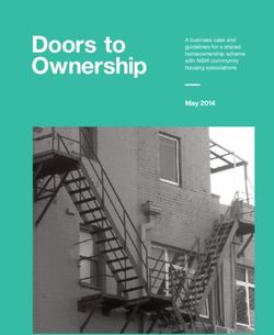 Doors to Ownership - May 2014
