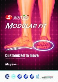 Customized to move Confort su Misura - Customized to move - SIXTON