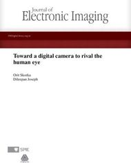 Toward a digital camera to rival the human eye