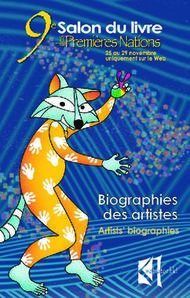 Biographies des artistes - Artists' biographies - Kwahiatonhk!