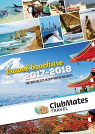 Clubmates Travel - 2017/2018 Travel Brochure