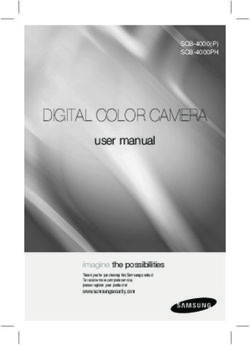 DIGITAL COLOR CAMERA - user manual