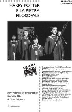 Harry Potter E La Pietra Filosofale Libro Pdf Download - goomicness