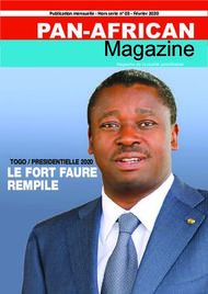 PAN-AFRICAN Magazine - LE FORT FAURE REMPILE